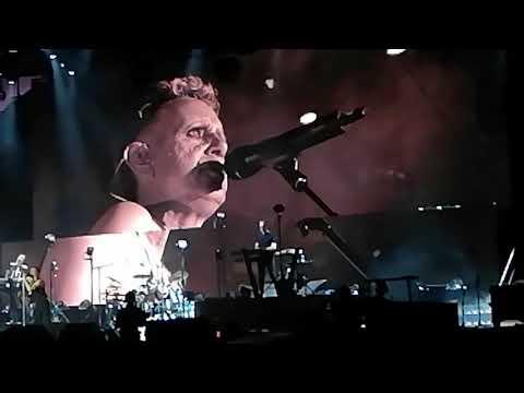 Depeche Mode - Never let me down again (Berlin, Waldbühne 2018.07.25)