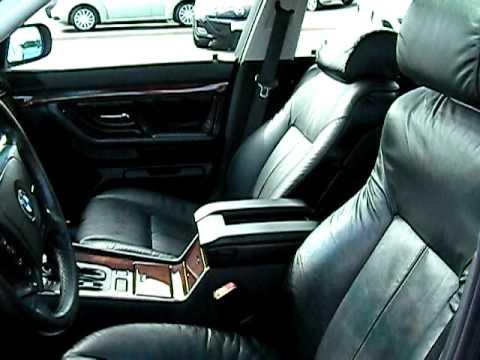 2000 BMW 7 Series Stock 910380