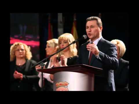 The Real BMRO Nikola Gruevski HIT PESNA