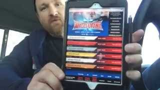 How to buy the Wrestlemania Travel Package