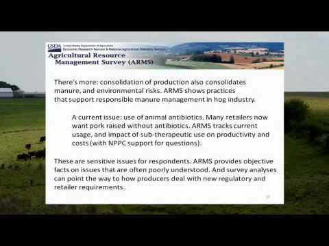 Uses of ARMS Data by James MacDonald