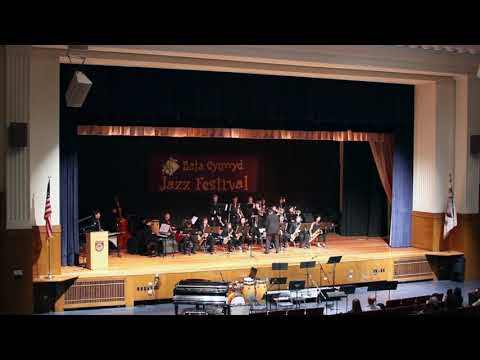 BCMS Jazz Band - Bala Cynwyd Middle School Jazz Festival 2019