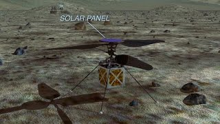 New Helicopter is Built for Flying on Mars | Space Science Video