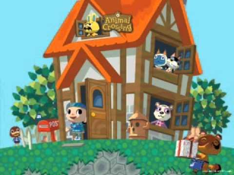 Animal Crossing (GameCube) – Original Soundtrack – 4AM