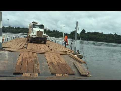 Linden to Lethem Highway, Guyana (part 1)