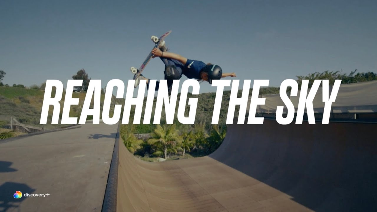 REACHING THE SKY | Trailer | Discovery+ - YouTube