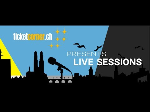Ticketcorner Live Sessions: Cilia Hunch
