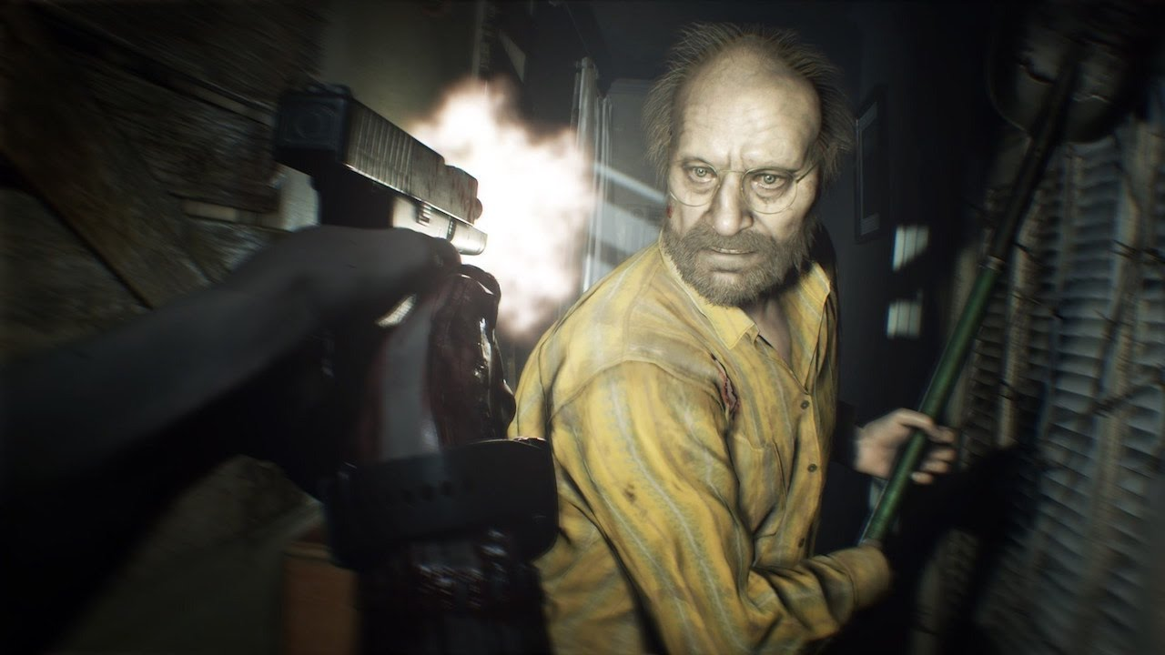 Resident Evil 7 Playstation Vr For The First Time Ign Plays
