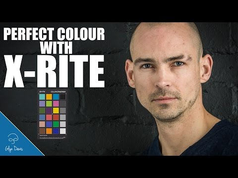 Perfect Colour with the X-Rite Color Checker #88