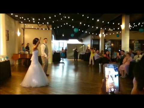 Wedding Surprise First Dance