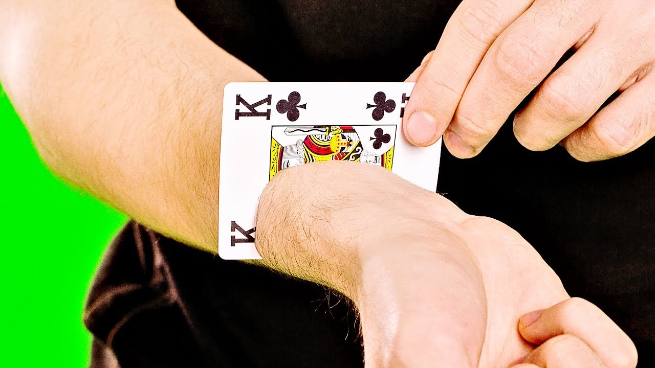 Learn 5 Simple, Easy Magic and Mind-Reading Tricks