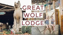 Our Weekend at Great Wolf Lodge in Grapevine TX 2018