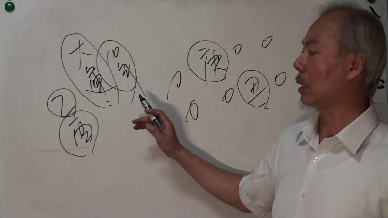 八字奧秘(六六)- 婚姻(八)結婚時間-蘇宗塏老師 - YouTube