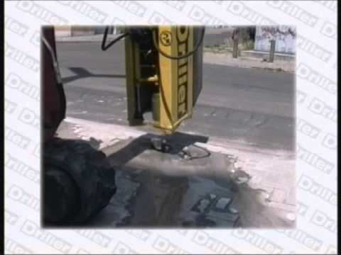 Driller | Vidéo 3 | Baka sprl