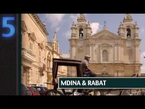 Top 10 Travel Attractions in Malta & Gozo