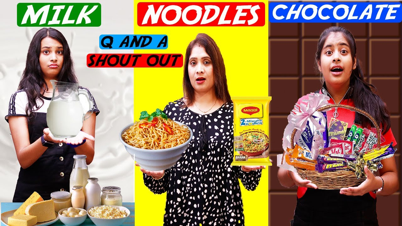EATING ONLY ONE FOOD FOR 24 HOURS! l Cook With Asha