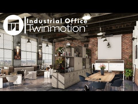 How to enhance interior renderings in Twinmotion - Twinmotion 2019