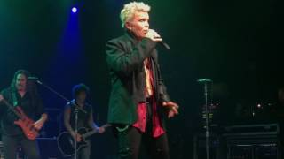 Billy Idol - 2017 (Eyes Without A Face Live)
