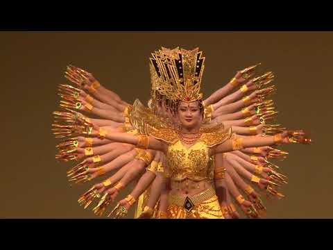 Thousand Hand Guan yin   《千手观音》