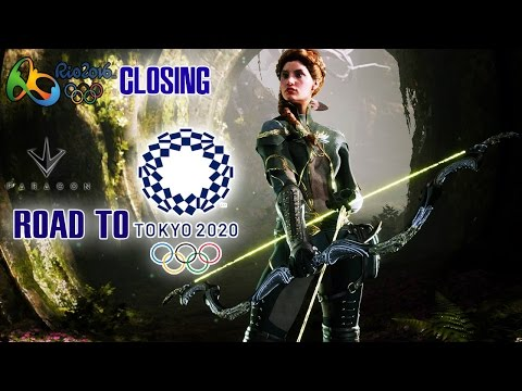Paragon Rio Closing & Road To Tokyo  | Kaine & Zyberpunky Sunday Live