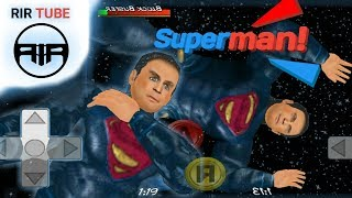 Realistic Superman in WR3D!    Costume    WR3D mods by RIR
