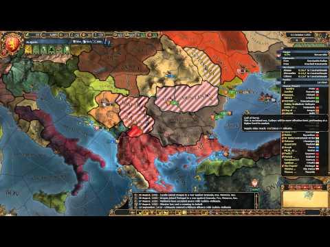Balkan King Petar [3] Bulgaria MP w/Fans Shattered Europe Mod Europa Universalis 4