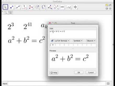 Latex Tutorial 1  Exponents And Subscripts