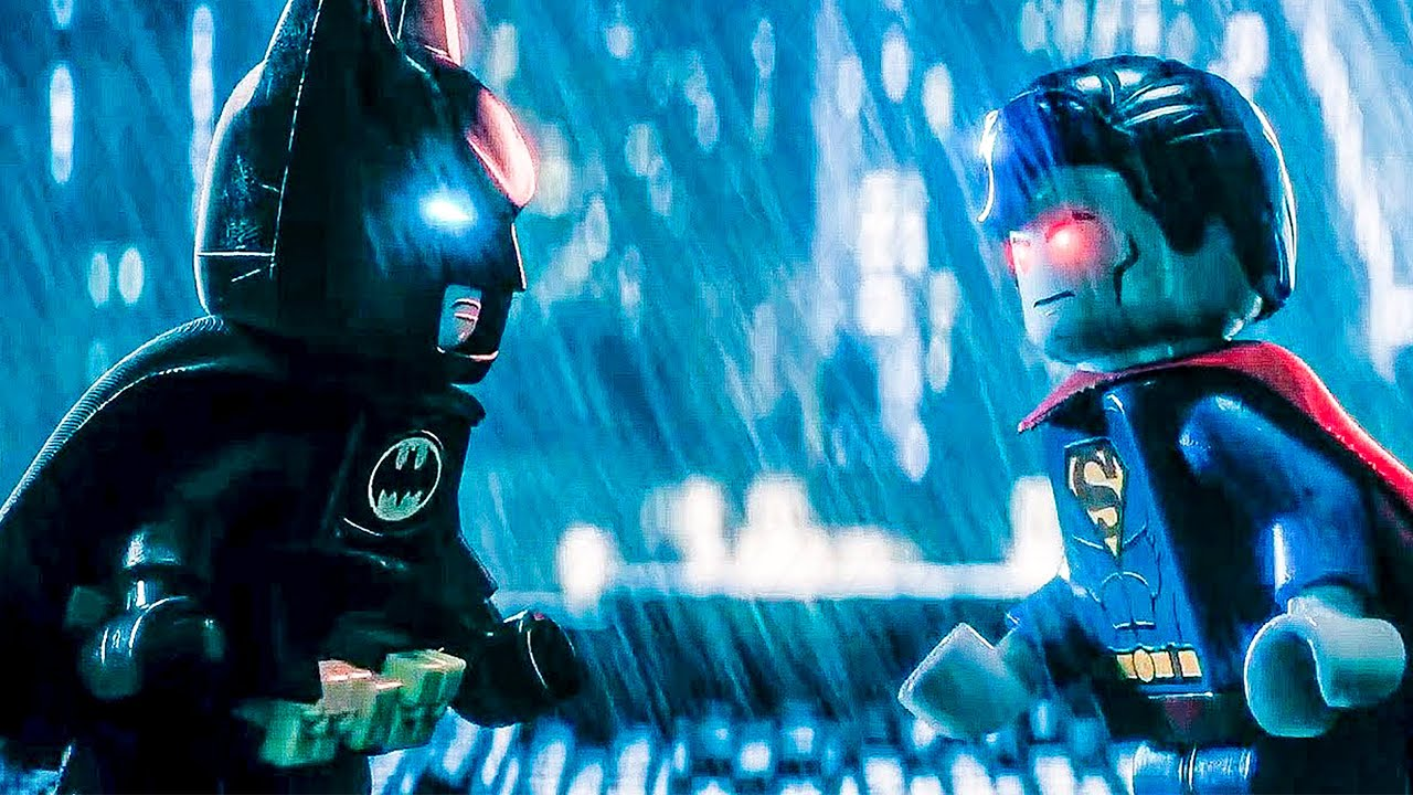 Download THE LEGO BATMAN MOVIE All Movie Clips (2017)