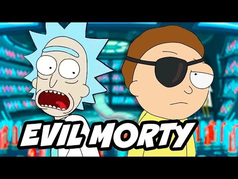 Download Youtube: Rick and Morty Season 3 Episode 8 - Evil Morty Origin Theory