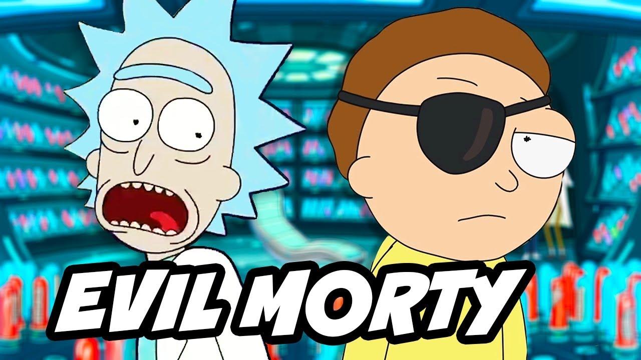 Rick And Morty Season 3 Episode 8 Evil Morty Origin Theory Youtube