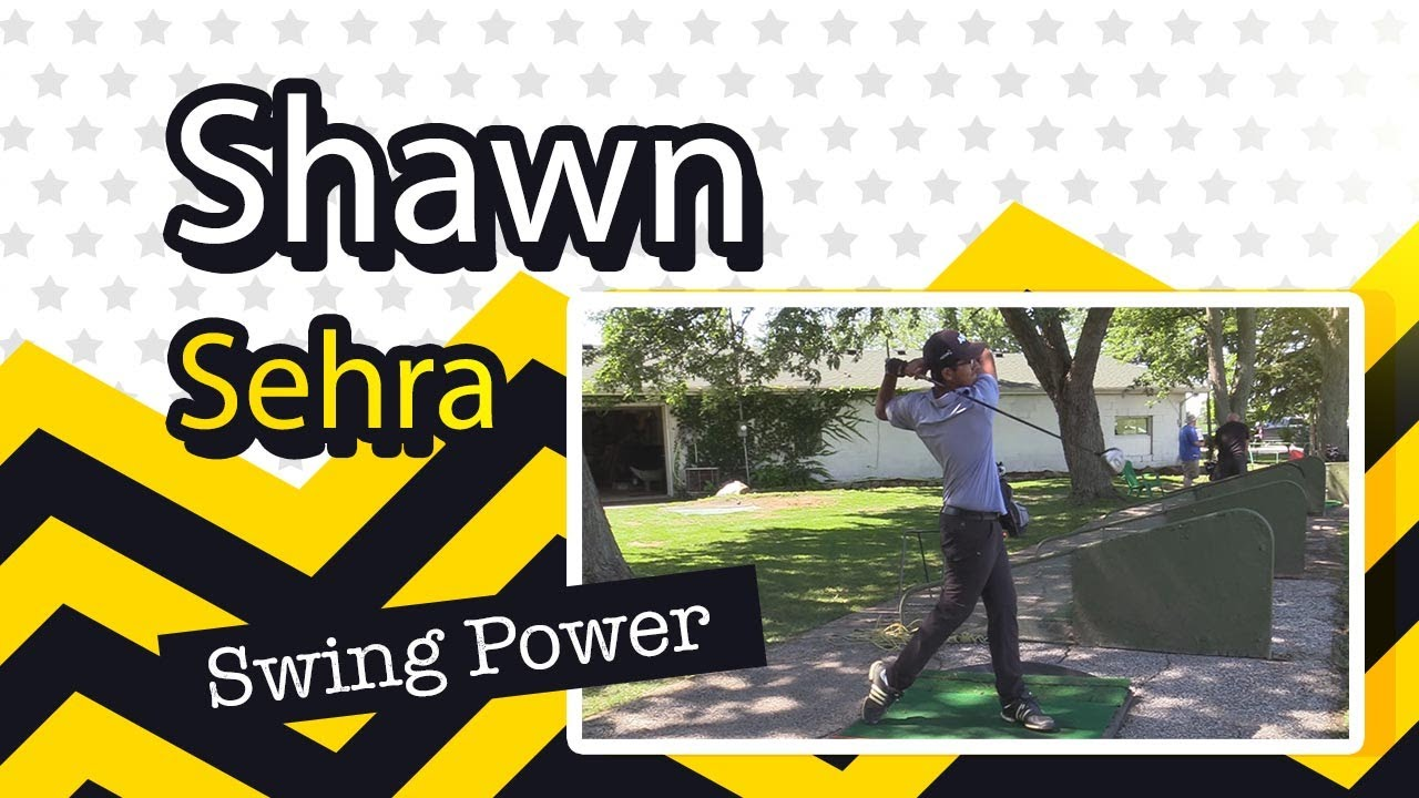 Maximize your golf swing power