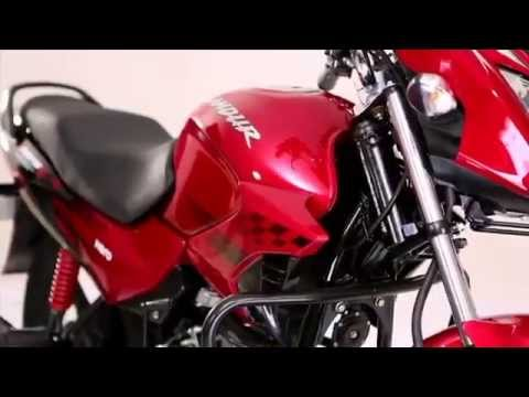 2014 New Hero Glamour 125 Official Promo