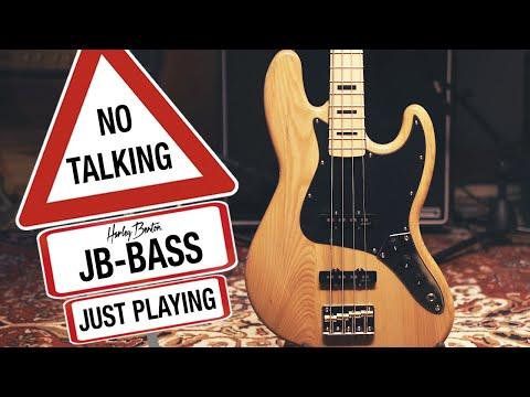 Harley Benton - No Talking - JB-75 NA Vintage Series - Bass -