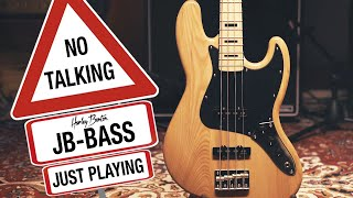 Harley Benton - No Talking - JB-75 NA Vintage Series - Bass -