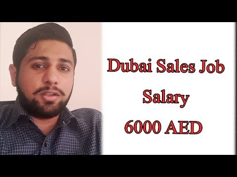 Sales and Marketing jobs in Dubai / Salary n Requirements