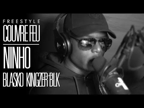 NINHO x KINGZER x BLASKO x BLK 140 - Freestyle COUVRE FEU sur OKLM Radio