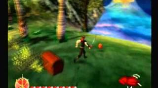 Pirates: The Legend of Black Kat (PS2), part 53 (The Final Battle With Hawk!)