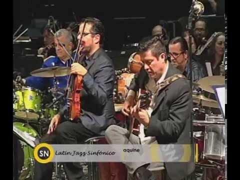 Latin Jazz Sinfónico