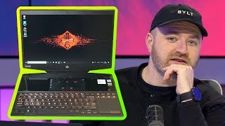 Lew Later On The Dual-Screen HP Omen X 2S