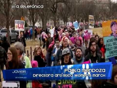 Javier Poza entrevista a Paola Mendoza