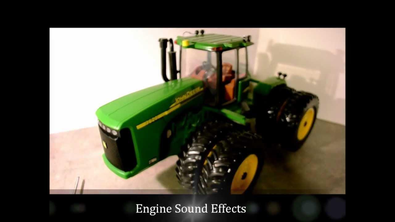 John Deere Giant Rc Tractor Model