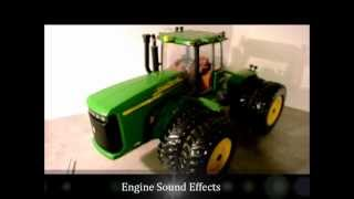 John Deere Giant RC Tractor Model 9620