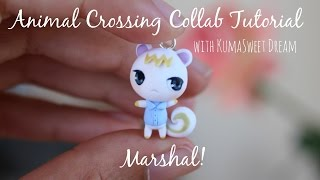 Marshal Tutorial - Animal Crossing Collab With Kuma Sweet Dream ❤