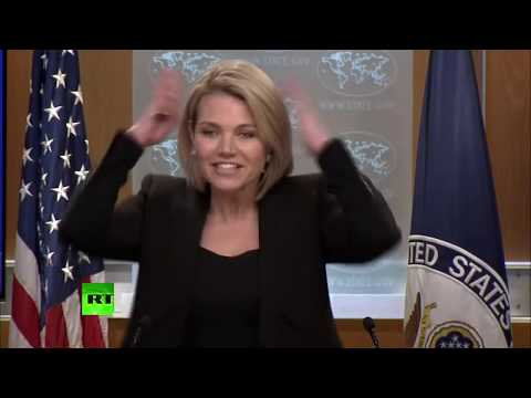 State Department briefing with spokeswoman Heather Nauert