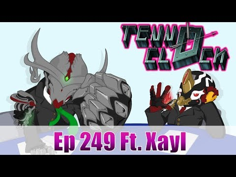 "Warframe Tenno Clock #249 Ft. Xayl - VOLUME WARNING! - ""We want a bar!"""