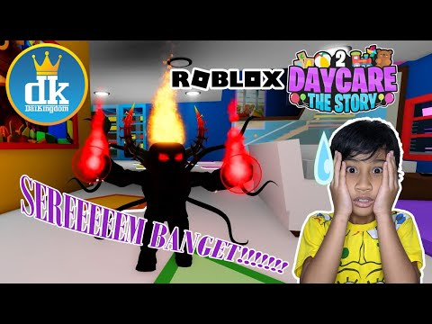 SEREM Main PC Game Roblox DayCare TheStory2 sampai terkejut! - DaiKingdom Gaming Indonesia - #roblox thumbnail