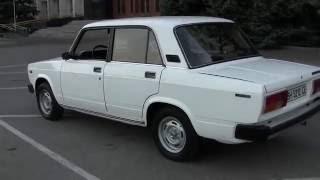 обзор советского ВАЗ 2105 (1983г.в.) в Одессе