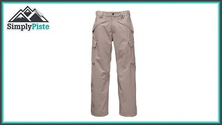 The North Face Mens Slasher Cargo Pant  - Forest Night Green - www.simplypiste.com