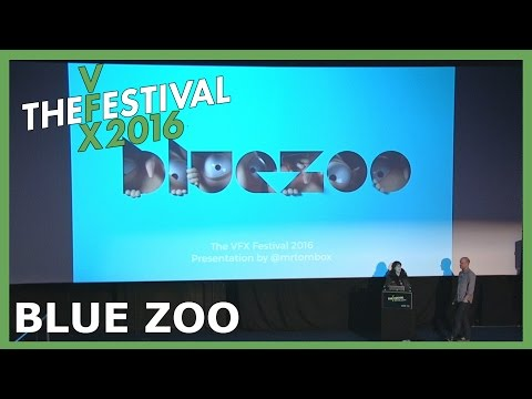 BlueZoo - Keeping an Animation Studio Animated - VFX Festival Talks 2016