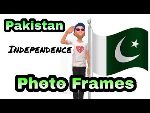 Pakistan Flag Photos Frames App - Myhiton